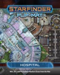 Starfinder Flip-Mat - Hospital  7310