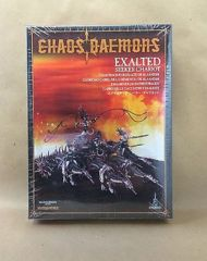 Warhammer Chaos Daemons: Exalted Seeker Chariot