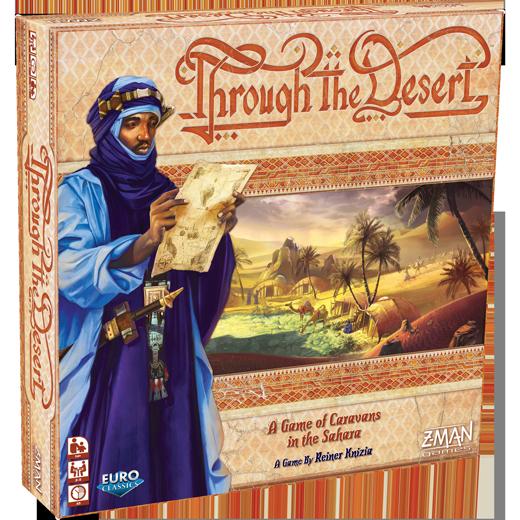 Through the Desert (2017)