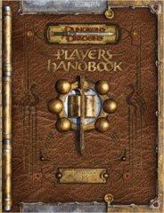 D&D 3.5 - Player's Handbook Premium Hardcover Reprint