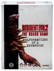 Resident Evil 2 - Malformations of G Expansion