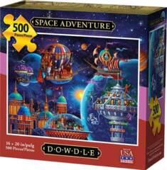500pc - Space Adventures
