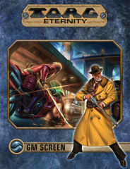 TORG Eternity - GM Screen