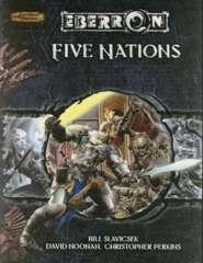 D&D 3.5 - Eberron - Five Nations