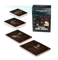 WH40K - Datacards - Chaos Knights