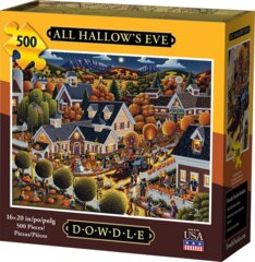 500pc - All Hallow's Eve