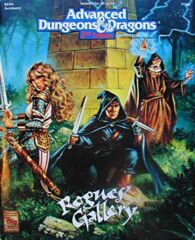AD&D(2e) REF6 - Rogues' Gallery 9380