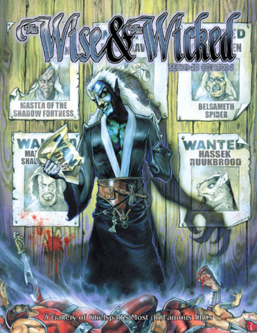 The Wise & the Wicked 2nd Edition 5E