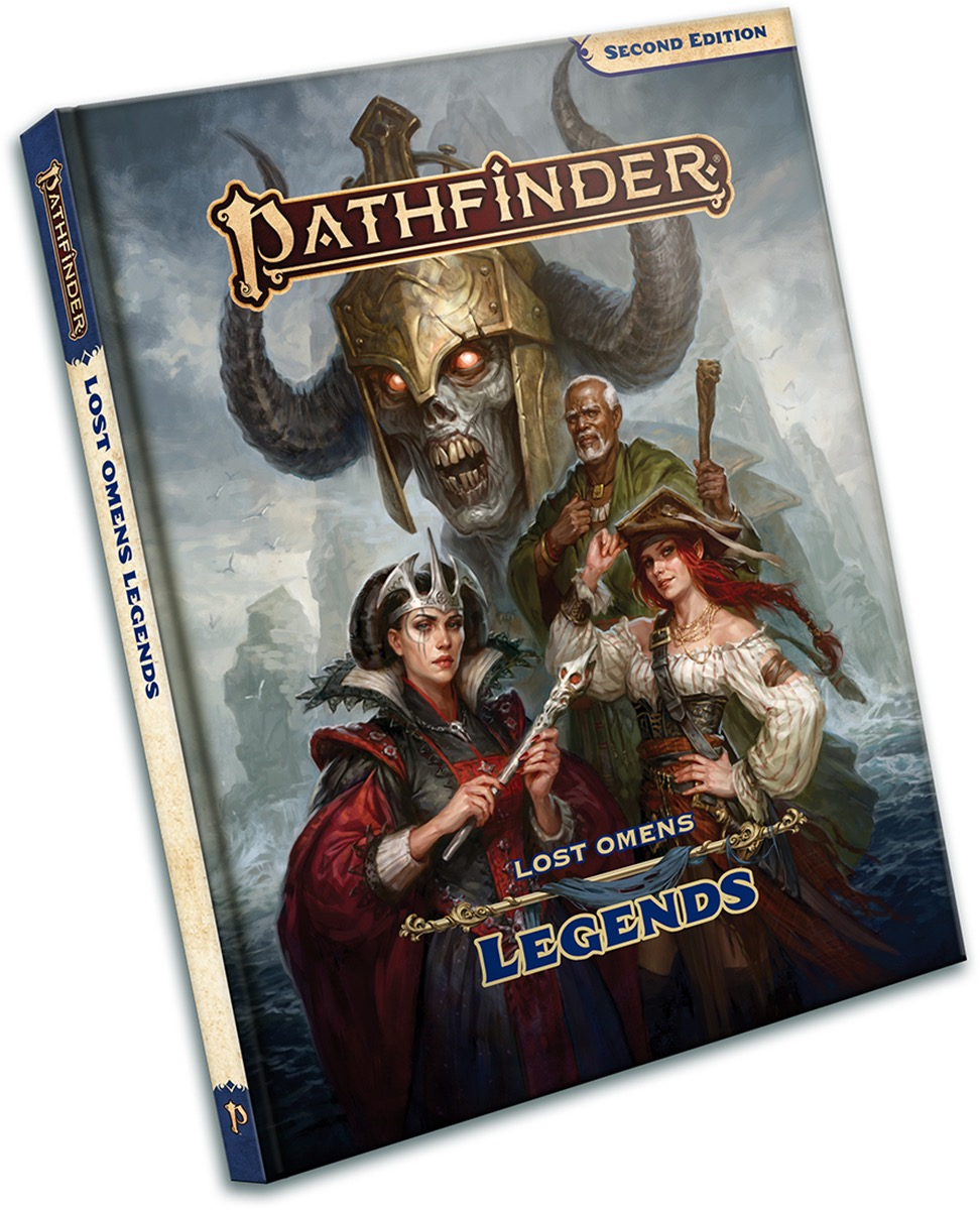 Pathfinder 2E - Lost Omens Legends 9306