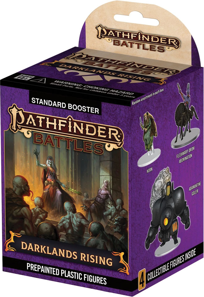 Pathfinder Battles - Darklands Rising Booster Box