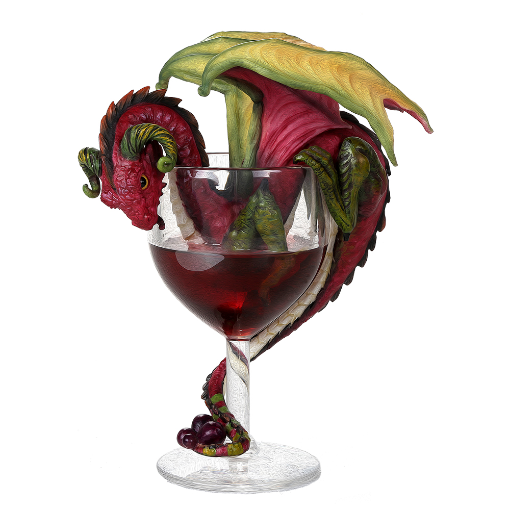 Red Wine Dragon - 12538