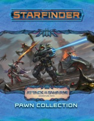 Starfinder - Attack of the Swarm Pawn Collection