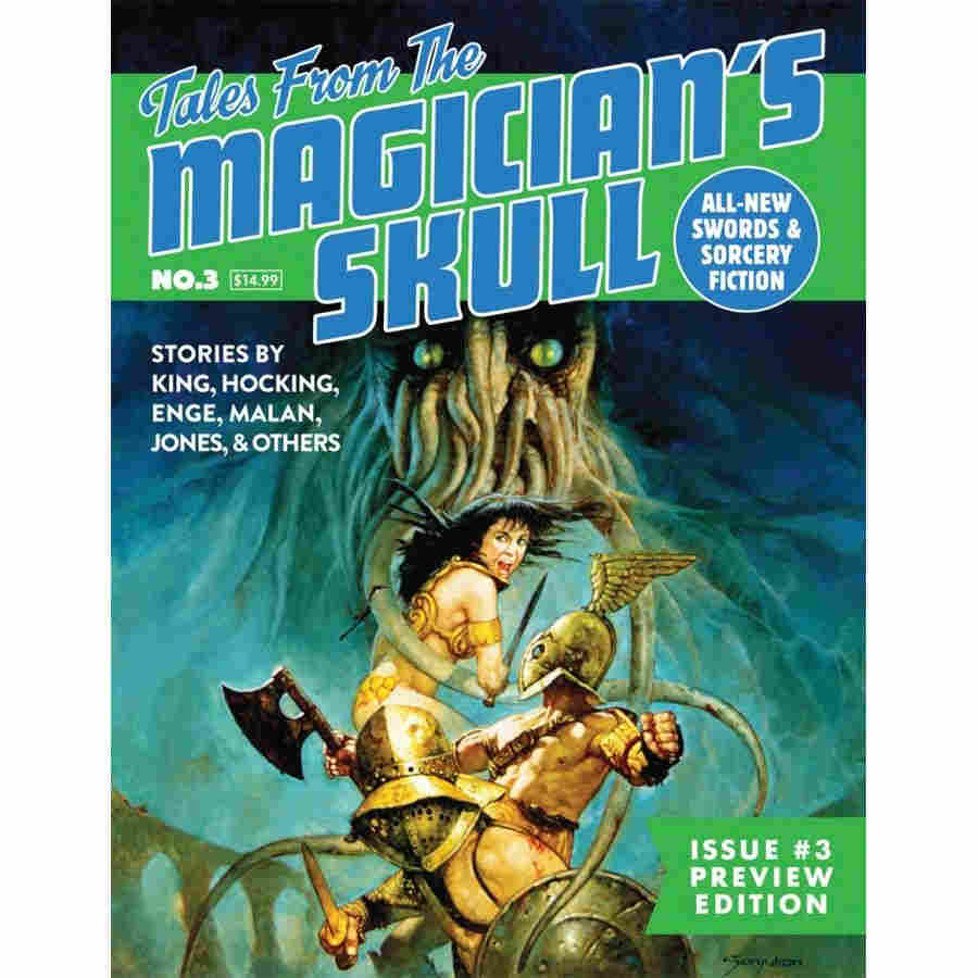 Tales From The Magicians Skull # 3
