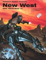 Rifts World Book 14: New West