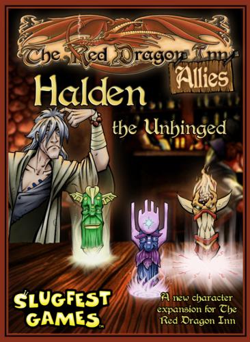 Red Dragon Inn: Allies - Halden the Unhinged