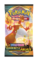 Pokemon - Sword & Shield Darkness Ablaze Booster Pack