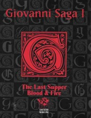 Giovanni Chronicles II: Blood & Fire 2091