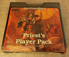 AD&D (2e) Priest's Player Pack 1114