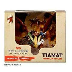 D&D Icons of the Realms Tiamat Premium Figure WizKids 71857 Premium Figure