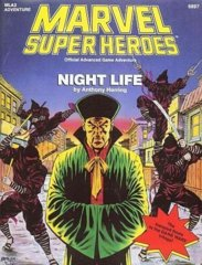 Marvel Super Heroes MLA3 - Night Life 6897