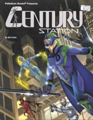 Century Station: A Heroes Unlimited Sourcebook