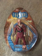 Farscape Ka D'argo Toy Vault Action Figure Series 1