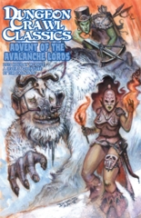 DCC 2015 Holiday Advent Of The Avalanche Lords