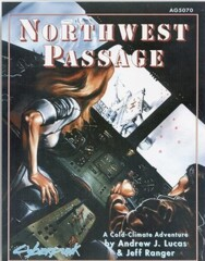 Cyberpunk - Northwest Passage - 5070