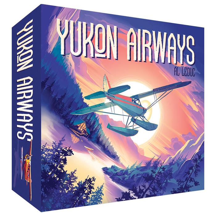 LDNV30 - Yukon Airways