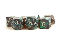 MDG 16mm - Stardust: Gray w/Silver Numbers