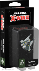 FFG SWZ17 - Star Wars X-Wing (2e) - Fang Fighter Expansion Pack