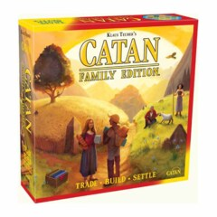 CN7003 - Catan: Family Edition
