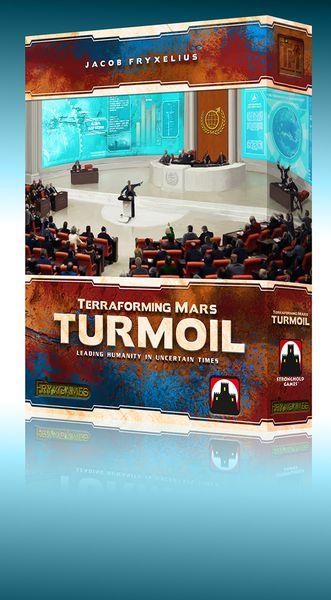 Terraforming Mars - Turmoil Expansion