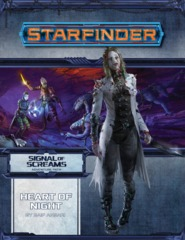 Starfinder Adventure Path 12 - Heart of Night 7212