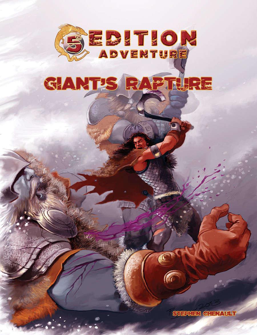 5EA - Giants Rapture