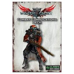 Warhammer 40K Wrath & Glory - Combat Complications Deck