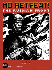 No Retreat! The Russian Front (2nd Printing)