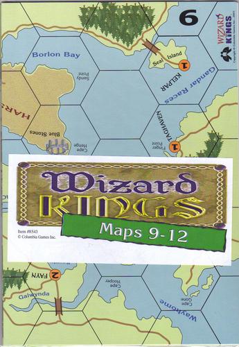 Wizard Kings Maps 9-12