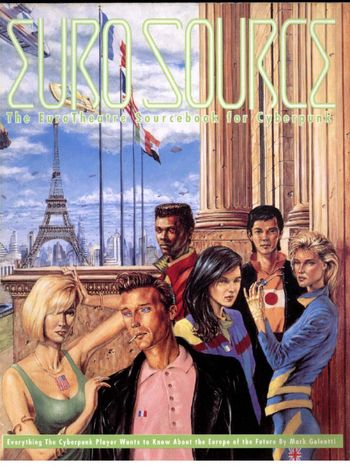 Cyberpunk - EuroSource 3901
