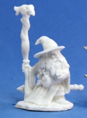 RPR 77075 - Khael Stonekindle, Dwarf Wizard