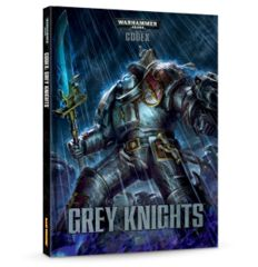 40k Codex: Grey Knights (old)