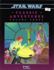 Star Wars RPG Classic Adventures: Volume Three