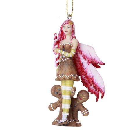12214 Gingerbread Fairy Ornament
