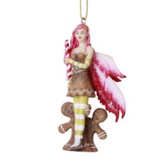 12214 Gingerbread Fairy Ornament