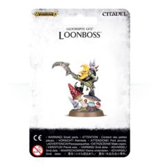 Gloomspite Gitz - Loonboss