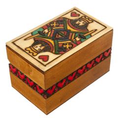 o-10 King of Hearts Box