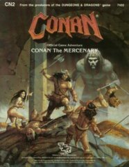CN2 - Conan the Mercenary 7402