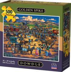 500pc - Golden Spike