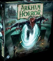 AHB06 - Arkham Horror: Secrets of the Order