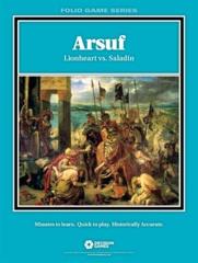 Folio Game Series: Arsuf, Lionheart vs Saladin (Decision)